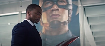 """Sam Wilson in """"The Falcon and the Winter Soldier"""""""