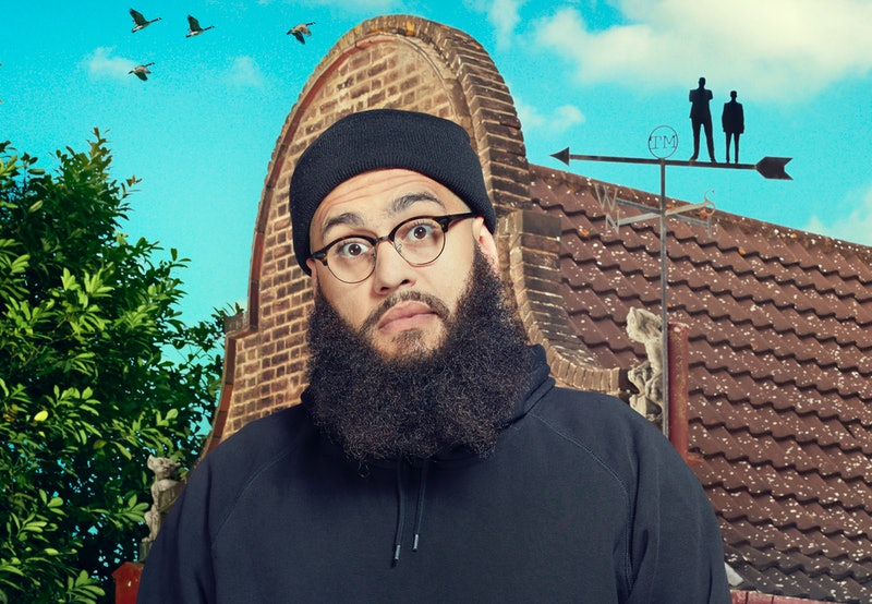 Jamali Maddix will be appearing in the latest series of 'Taskmaster'.