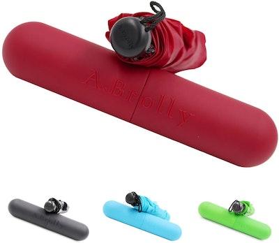 A. Brolly Windproof Totes Mini Umbrella