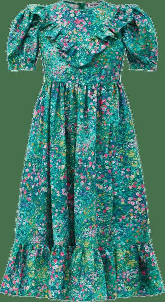 May Ruffle Dress