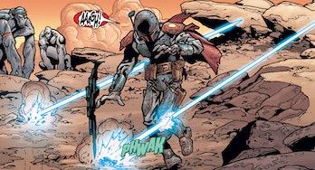 Mandalorian Season 3 darksaber civil war jaster mereel bo-katan theory