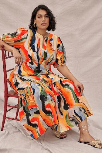 Suzannah Maxi Dress