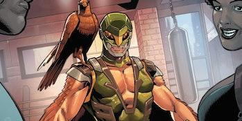 Falcon in Marvel Comics