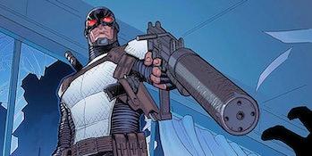 Flag-Smasher from Marvel Comics