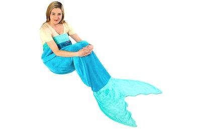 Blankie Tails Mermaid Blanket
