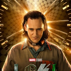 'Loki' series poster courtesy of Disney