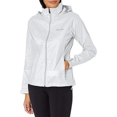 Columbia Switchback III Adjustable Waterproof Rain Jacket