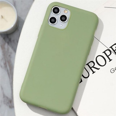 Sleek Matte Colors - iPhone Case