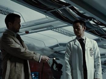 Ryan Choi Snyder Cut Justice League