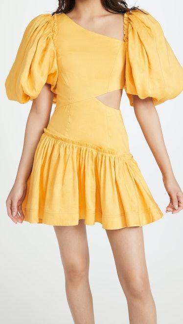 Chateau Mini Dress