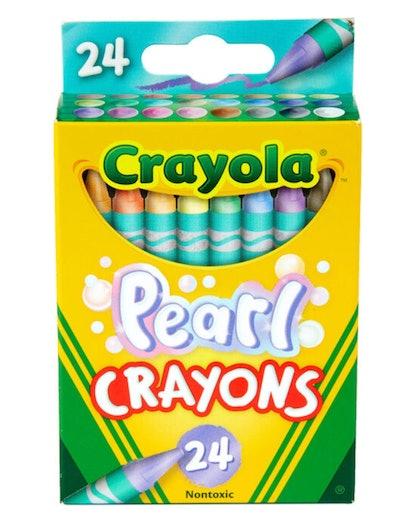 Pearl Crayons