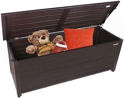 Dinoka Aluminum Deck Box