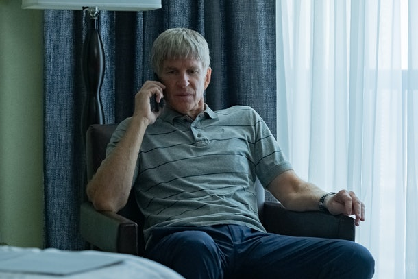 Matthew Modine as William 'Rick' Singer in OPERATION VARSITY BLUES THE COLLEGE ADMISSIONS SCANDAL