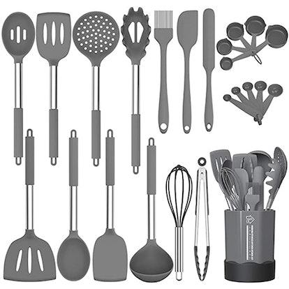 Fungun Nonstick Kitchen Utensil (24 Pieces)