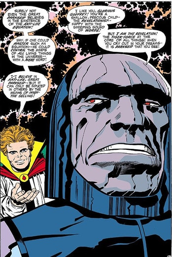 Darkseid in DC Comics
