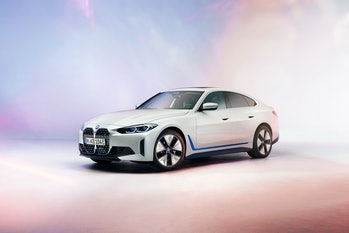 an image of the BMW i4