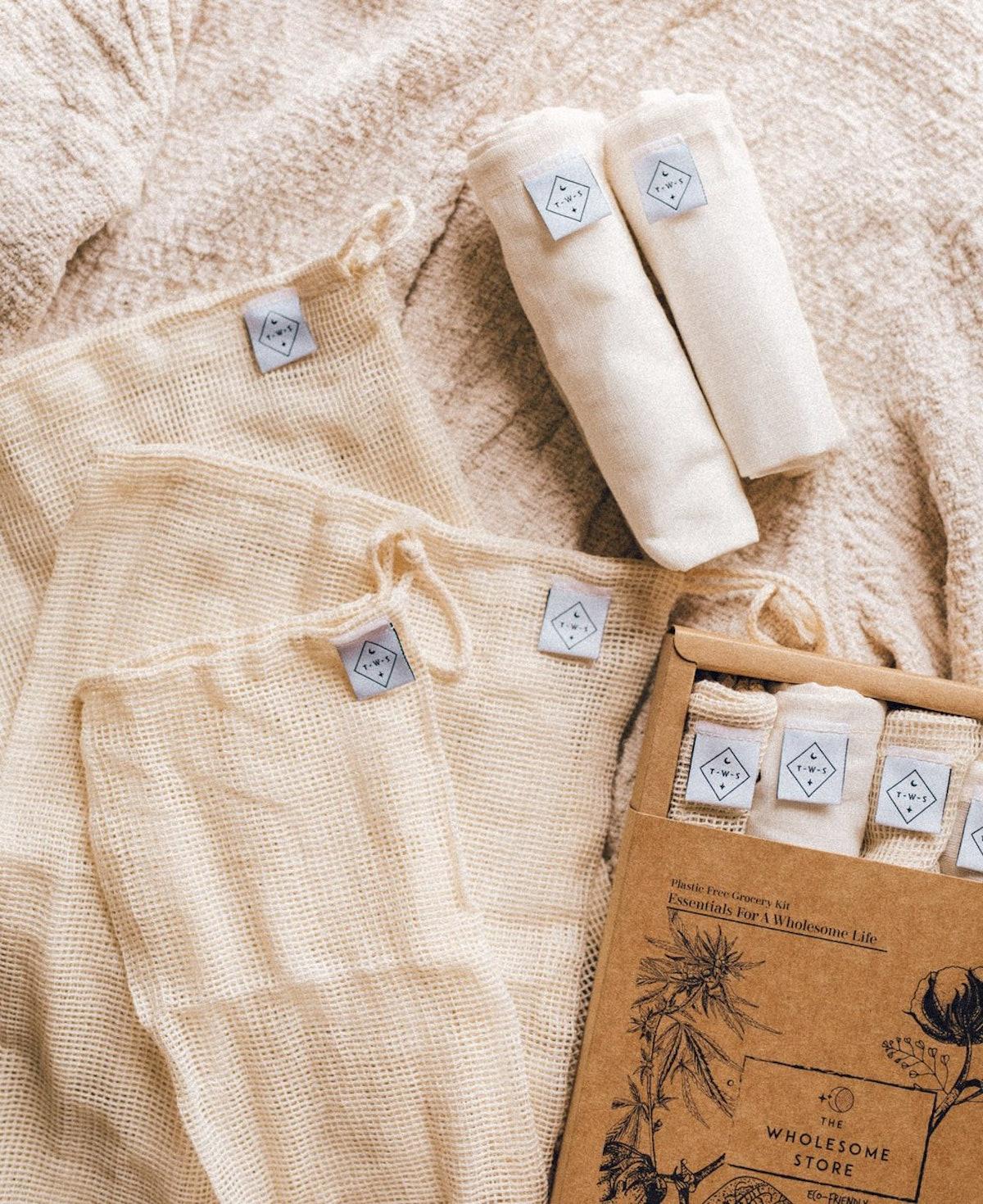 Plastic-Free Shopping Bundle
