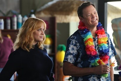 Dean and Beth on Good Girls via the NBC press site