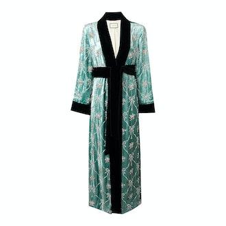 Gucci Embellished Robe