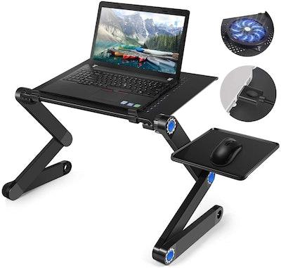 MOSAJIE Adjustable Laptop Stand