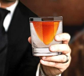 Kollea Whiskey Wedge Glasses