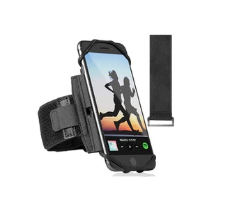 ideas4comfort 360° Rotatable Sports Running Armband