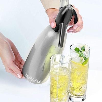 Nuvantee Soda Siphon Soda Maker