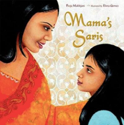 'Mama's Sari' by Pooja Makhijani