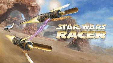star wars racer promo art podracing aspyr