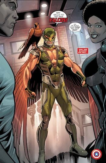 Joaquin Torres in Marvel Comics