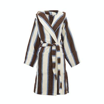 Tekla Hooded Cotton Terry Robe