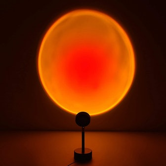 shleyqin Sunset Projection Lamp