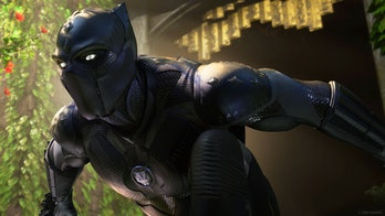 Black Panther in Marvel's Avengers