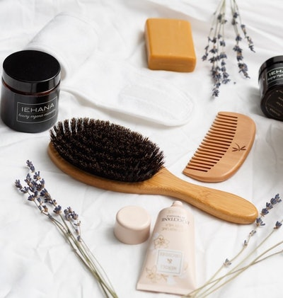 Belula Boar Bristle Brush