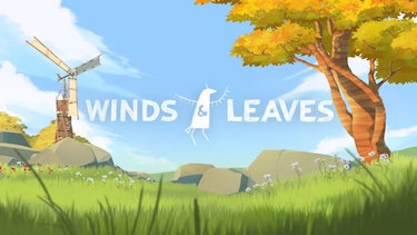 winds and leaves vr sony psvr