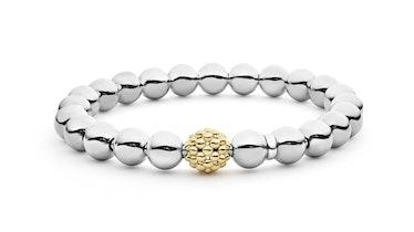 Signature Caviar Bead Bracelet
