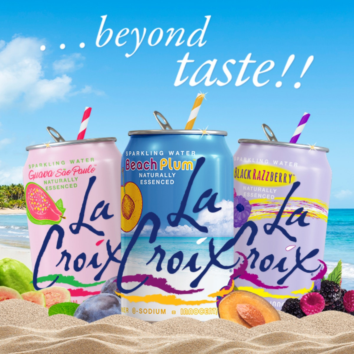 These LaCroix sparkling water flavors for spring 2021 include a tropical option.
