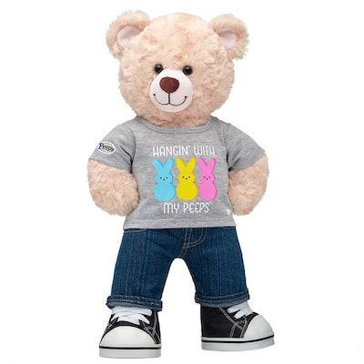 Happy Hugs Teddy PEEPS® Gift Set