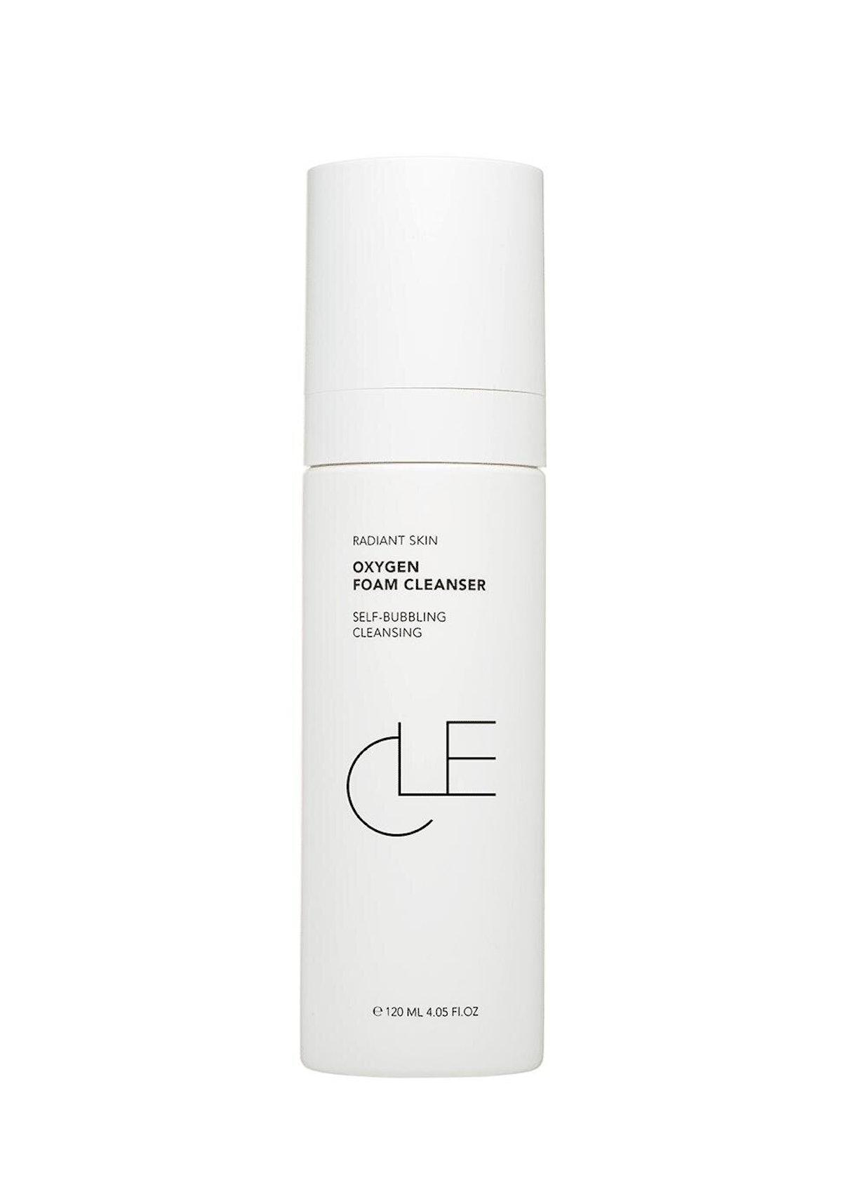 CLE Cosmetics Oxygen Foam Cleanser