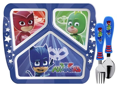PJ Masks Kids Dinnerware Set