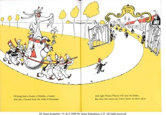 Dr. Seuss Enterprises announced six Dr. Seuss books would no longer be sold or published due to racist imagery.