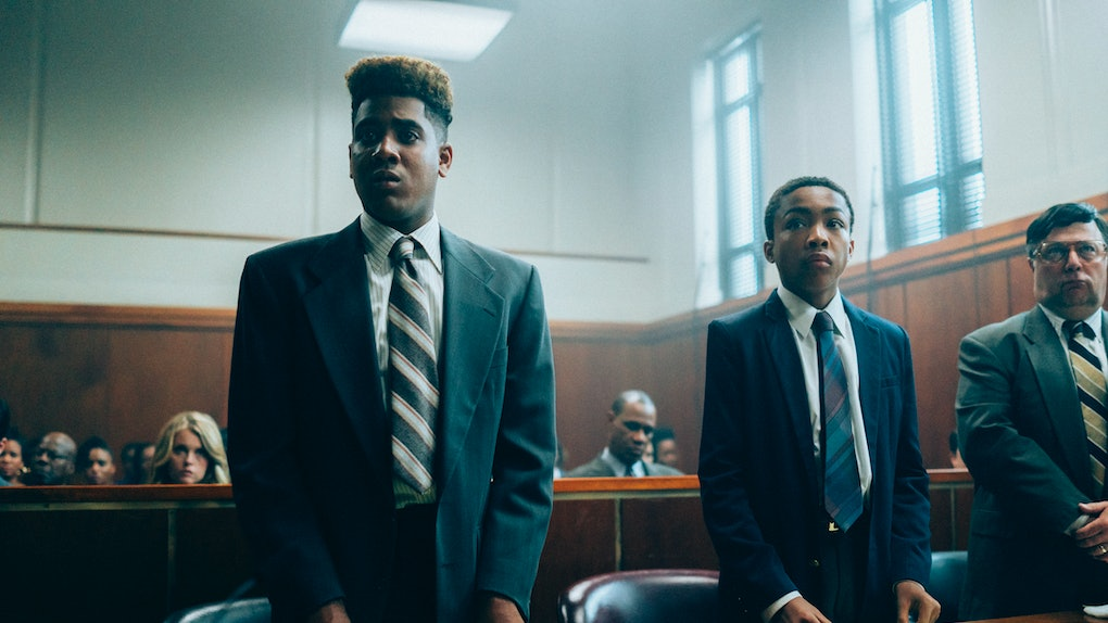 When They See Us/Netflix