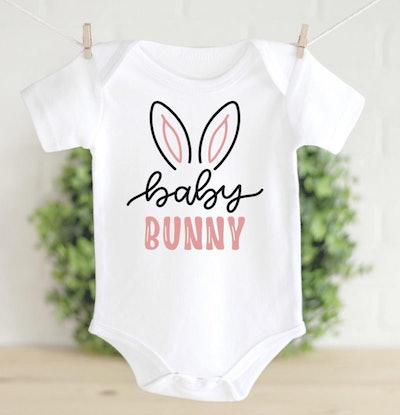 Baby Bunny Onesie