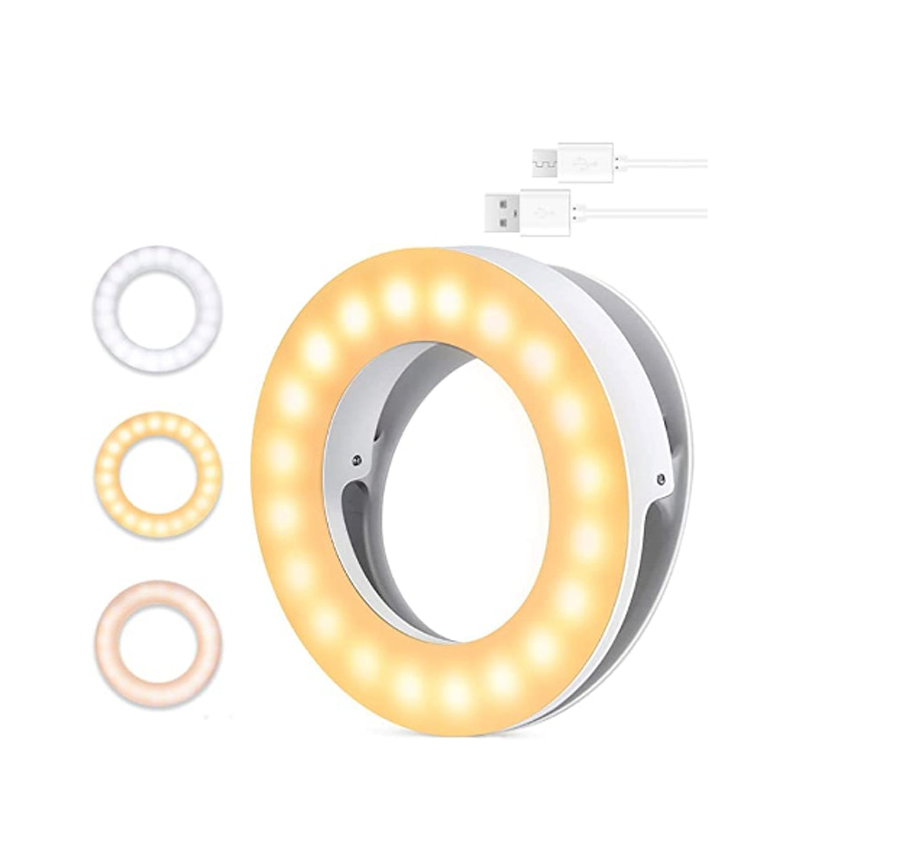MercuryGo Selfie Ring Light