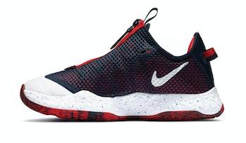 Nike PG4 sides