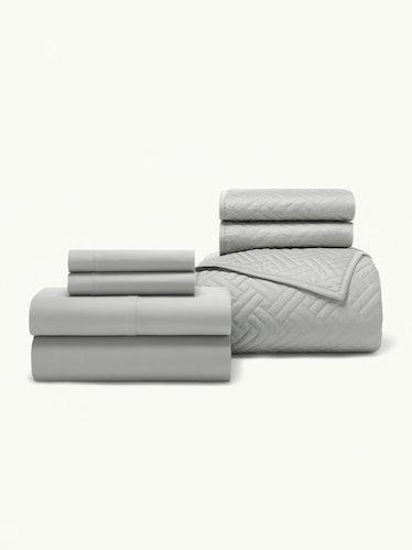 Heritage Quilt Bed Bundle - Queen