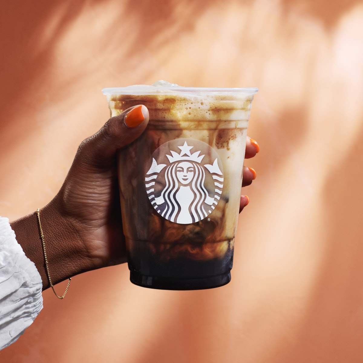 Starbucks' March 2021 free drink offer applies to handcrafted beverages like its new Iced Shaken Espressos.