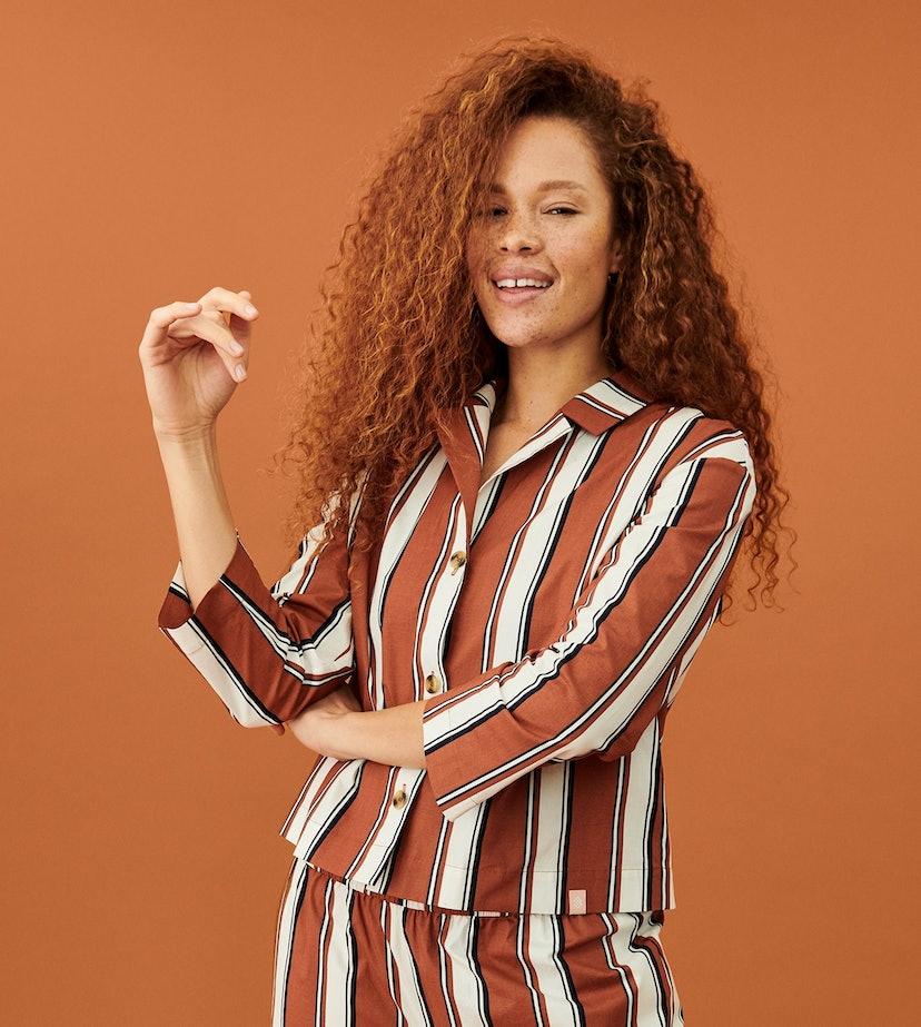 Model wears Loungewear by ThirdLove.