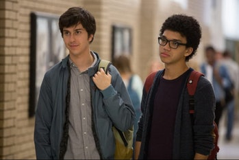 Justice Smith Genera+ion Paper Towns