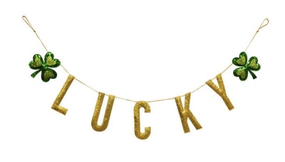 St. Patrick's Day 50-inch Lucky Garland